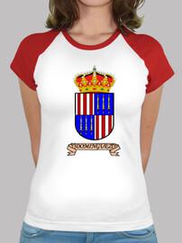 Camiseta beisbol Escudo Apellido Dominguez