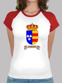 Camiseta beisbol Escudo Apellido jimenez