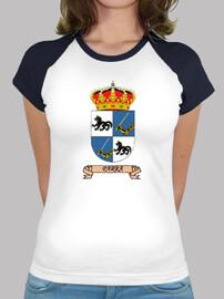 Camiseta beisbol Escudo Apellido Parra
