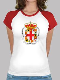 Camiseta beisbol Escudo Provincia Almería