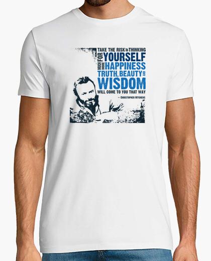 Camiseta belleza verdad y la sabiduría