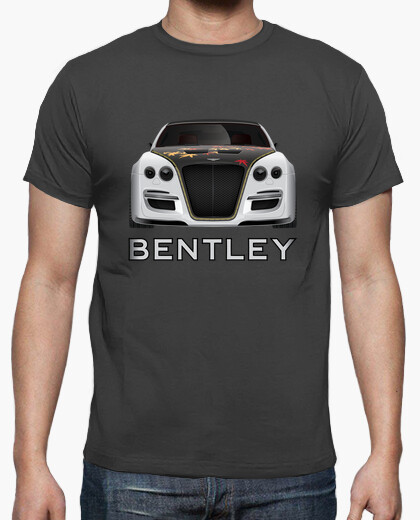 Camiseta BENTLEY CONTINENTAL GTR