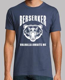 Camiseta berserker