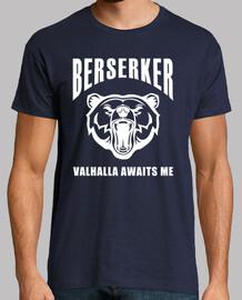 Camiseta Berserker-Valhalla