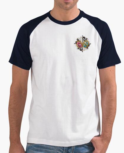 Camiseta Bicolor Hombre