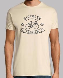 Camiseta Bicycles premium