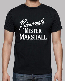 Camiseta Bienvenido Mister Marshall