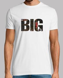 Camiseta BIG hombre
