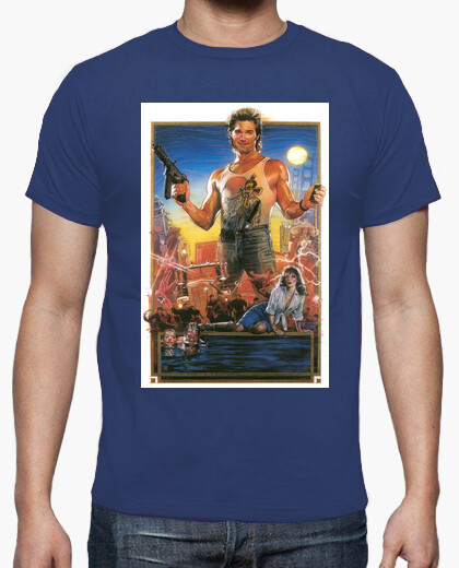 Camiseta Big Trouble in Little China