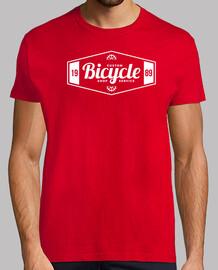 Camiseta Bike shop escudo