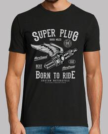 Camiseta Bikers Moteros Mecánicos