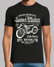 Camiseta Bikers Moteros NYC New York
