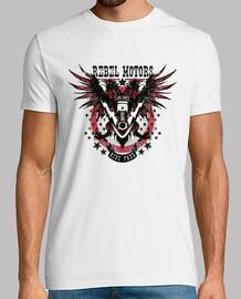 Camiseta Bikers Retro Vintage USA