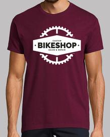 Camiseta Bikeshop
