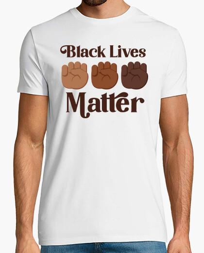 Camiseta Black Lives Matter