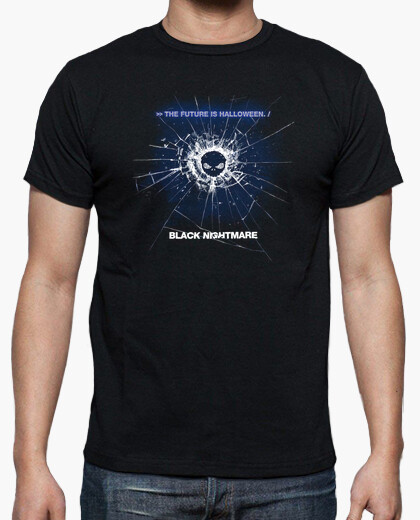 Camiseta Black Nightmare