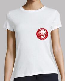 Camiseta blanca chica UKM