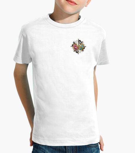 Ropa infantil Camiseta Blanca Niño