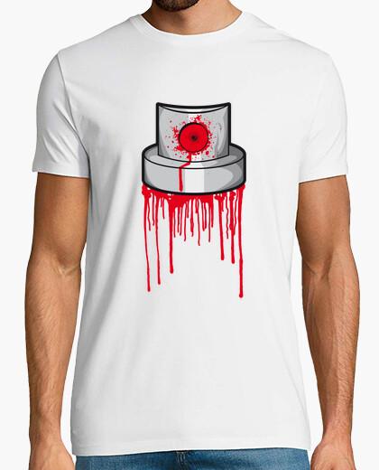 Camiseta Blood cap