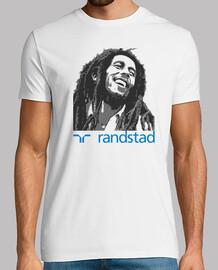 Camiseta Bob Marley Randstad