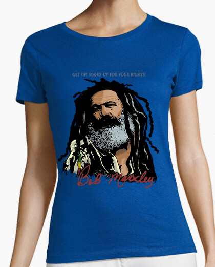 Camiseta Bob Marxley
