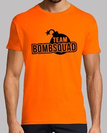 Camiseta Bomb Squad mod.6