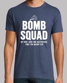 Camiseta Bomb Squad mod.7