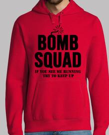 Camiseta Bomb Squad mod.8