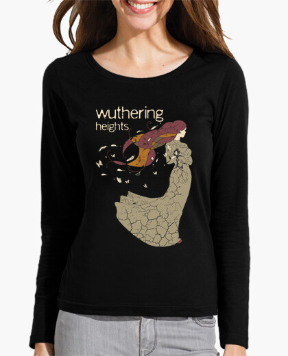 Camiseta Books Collection Wuthering Heights