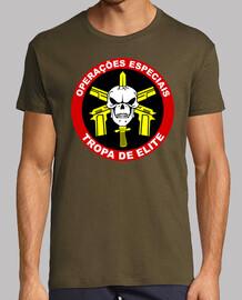 Camiseta BOPE mod.12