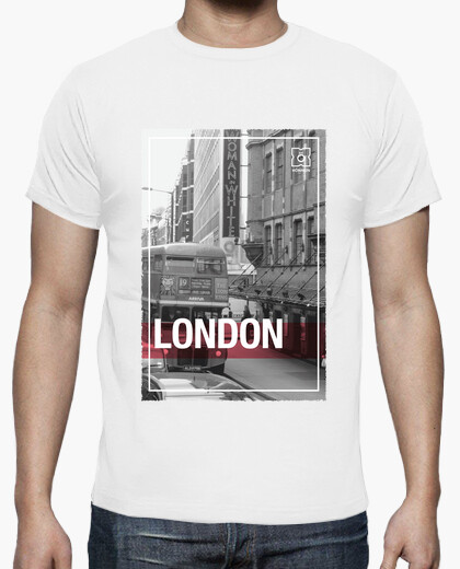 Camiseta BORG London