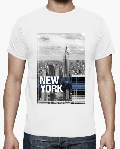 Camiseta Borg New York