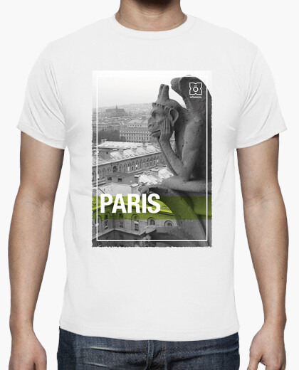Camiseta BORG Paris