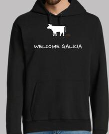 Camiseta Bosta welcome galicia
