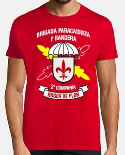 Camiseta BpacI 2Cia mod.1