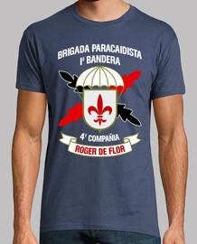 Camiseta BpacI 4Cia mod.3