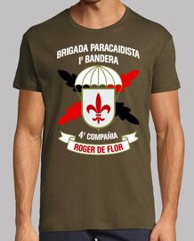 Camiseta BpacI 4Cia mod.4