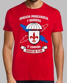 Camiseta BpacI 5Cia mod.1