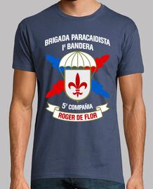 Camiseta BpacI 5Cia mod.2