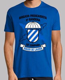 Camiseta BpacII 10Cia mod.1