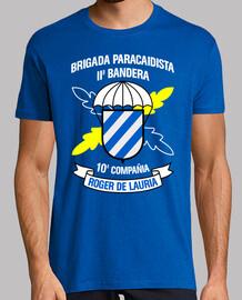 Camiseta BpacII 10Cia mod.2