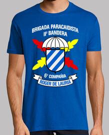 Camiseta BpacII 6Cia mod.2