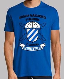 Camiseta BpacII 7Cia mod.1