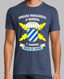 Camiseta BpacII 7Cia mod.3