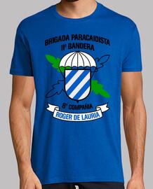 Camiseta BpacII 8Cia mod.1