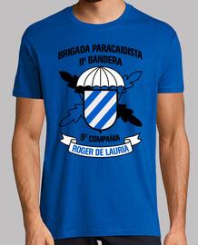 Camiseta BpacII 9Cia mod.1