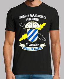 Camiseta BpacII 9Cia mod.2