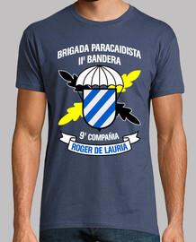 Camiseta BpacII 9Cia mod.3