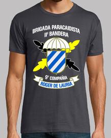 Camiseta BpacII 9Cia mod.4