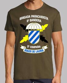 Camiseta BpacII 9Cia mod.5